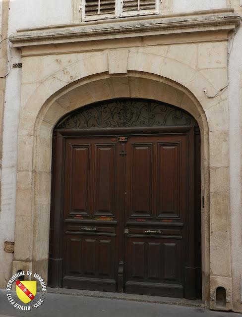 NANCY (54) - Rue des Soeurs Macarons