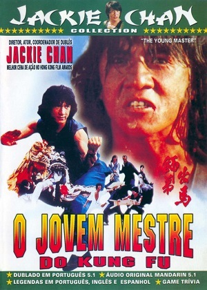 O Jovem Mestre do Kung Fu Torrent
