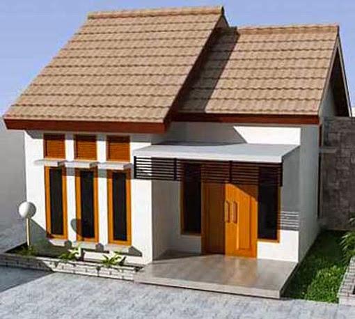 Contoh Desain Rumah Sederhana
