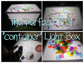 Perfect DIY light box