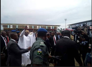 Ekiti: New governor, Fayemi reveals what will happen in state going forward