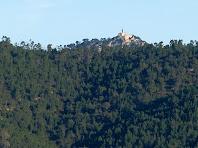 Zoom al Santuari d'Argimon
