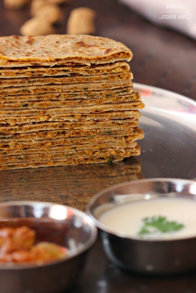 Meal maker Stuffed Paratha