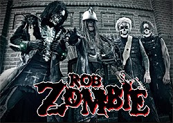 Conciertos de Rob Zombie en Madrid y Barcelona en junio