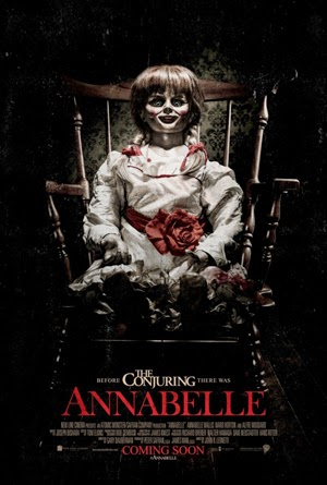 Annabelle 2014 poster
