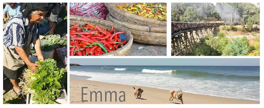 Emma w podróży