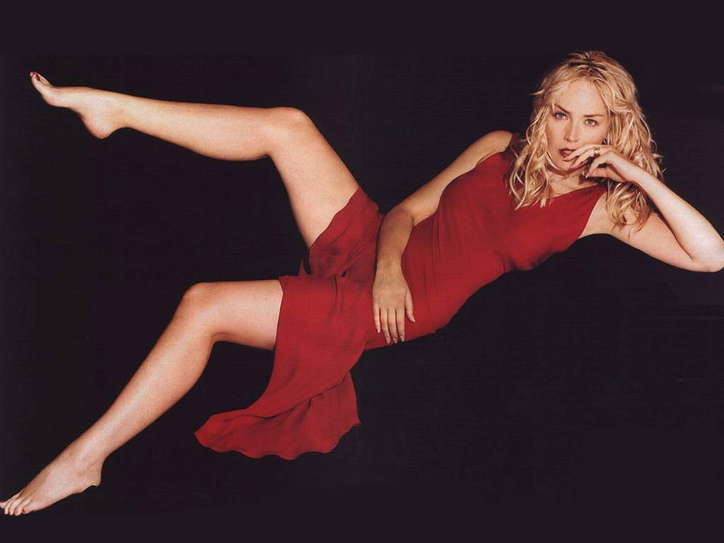 sharon stone hot