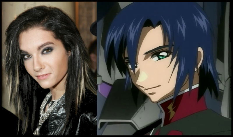 Anime Characters Real Life : Bishounen addiction after death for cures