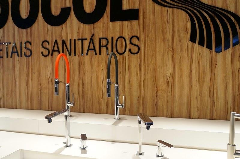 Misturador Monocomando - Docol - Expo Revestir 2015