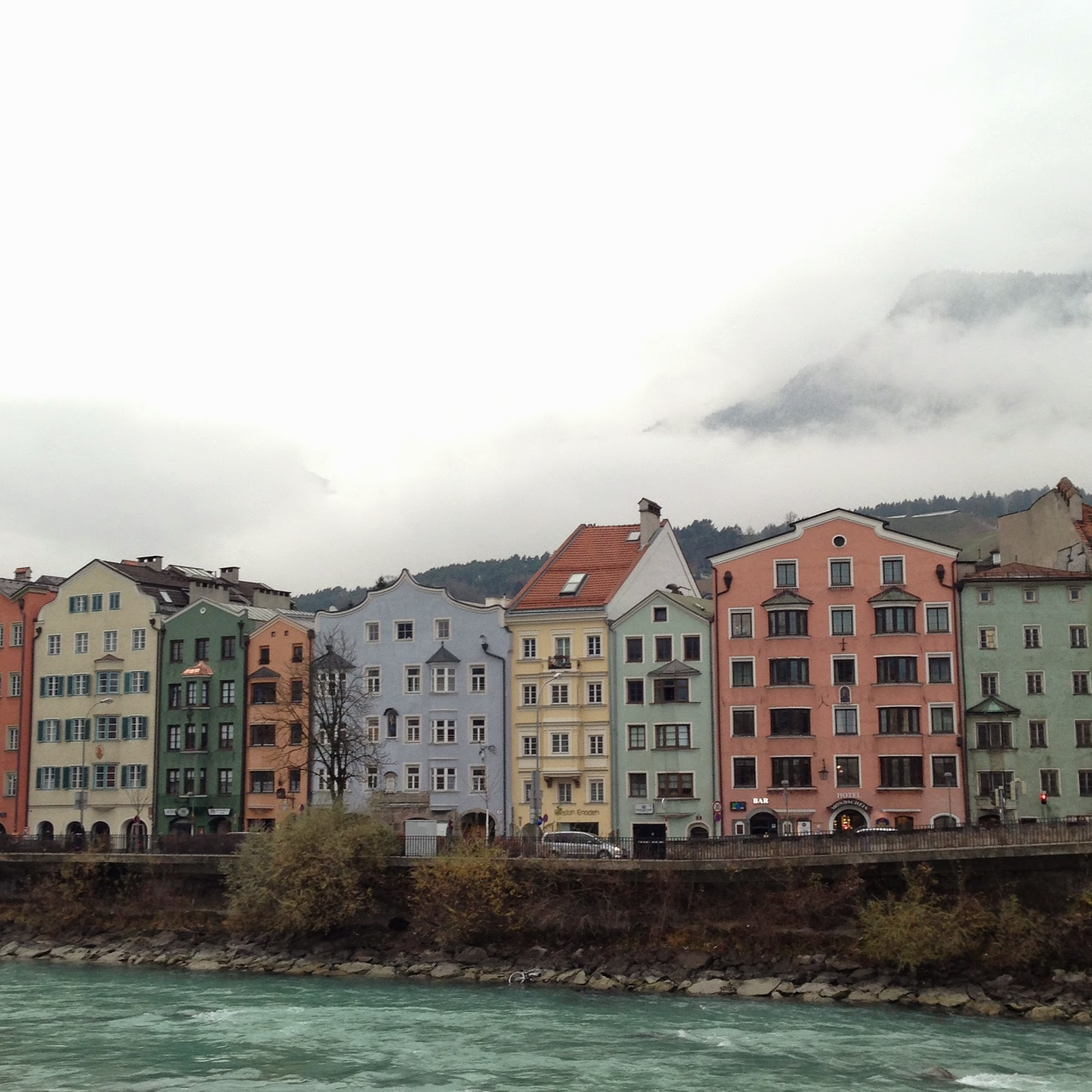 This Life With A View: Christkindlmarkt in Innsbruck, Austria