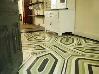 Nilai estetis suatu lantai memberikan tampilan indah pada rumah Anda