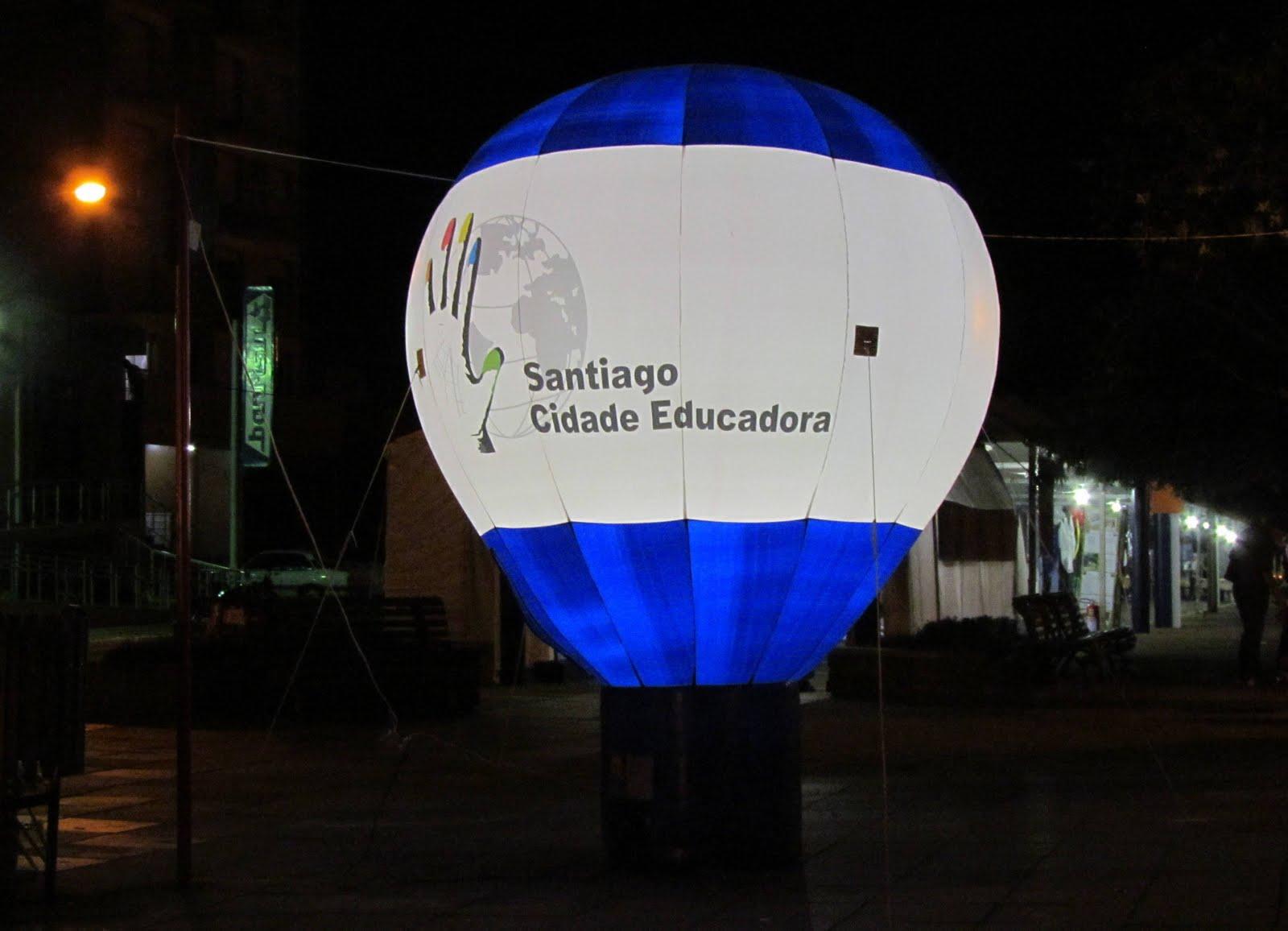 Michele andres vis es de santiago em noite de feira do for Cactario santiago