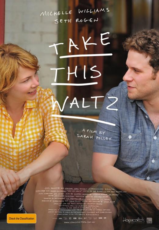 Take This Waltz affiche