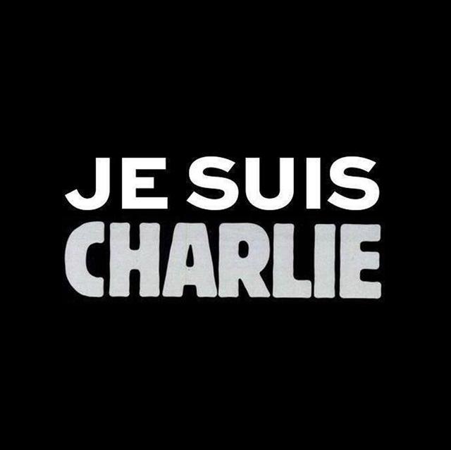 Je Suis Charlie - charliehebdo.fr - January 7, 2014