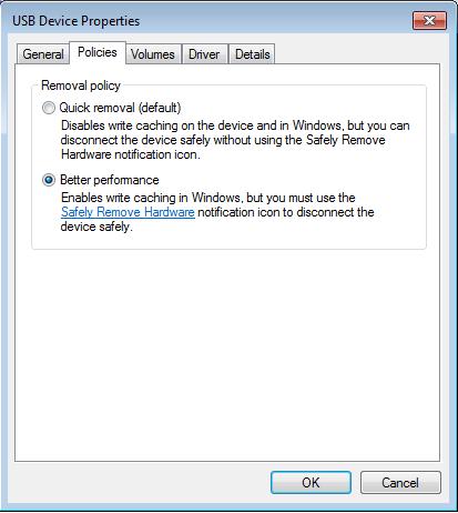 Cara Mempercepat Kecepatan Copy Windows 3