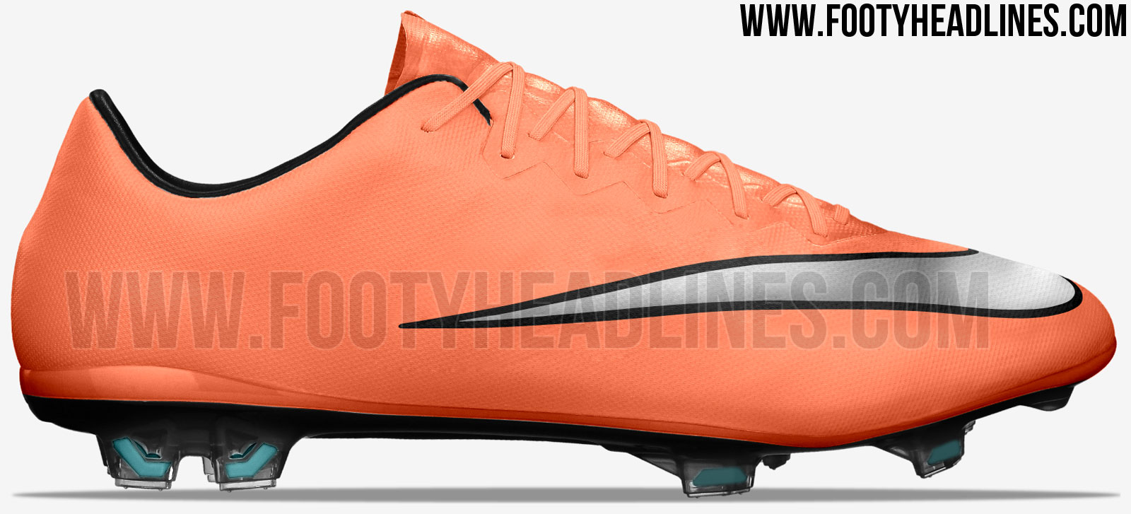 bright mango nike mercurial vapor x 2016 boots leaked. Black Bedroom Furniture Sets. Home Design Ideas