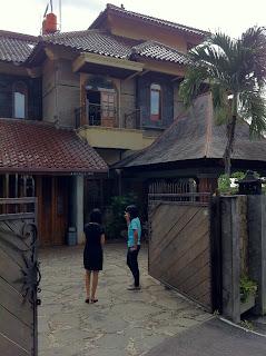Guest House Djojonagoro, Atmosfer Etnik Jawa