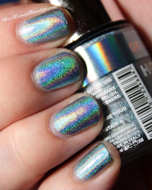 Ria Loves Pawlish: Layla Hologram Effect Mermaid Spell