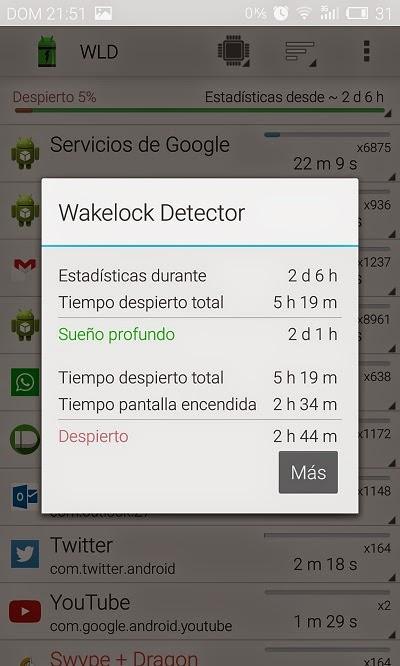 YoAndroideo.com: Wakelock Detector, una herramienta más para nuestras baterías