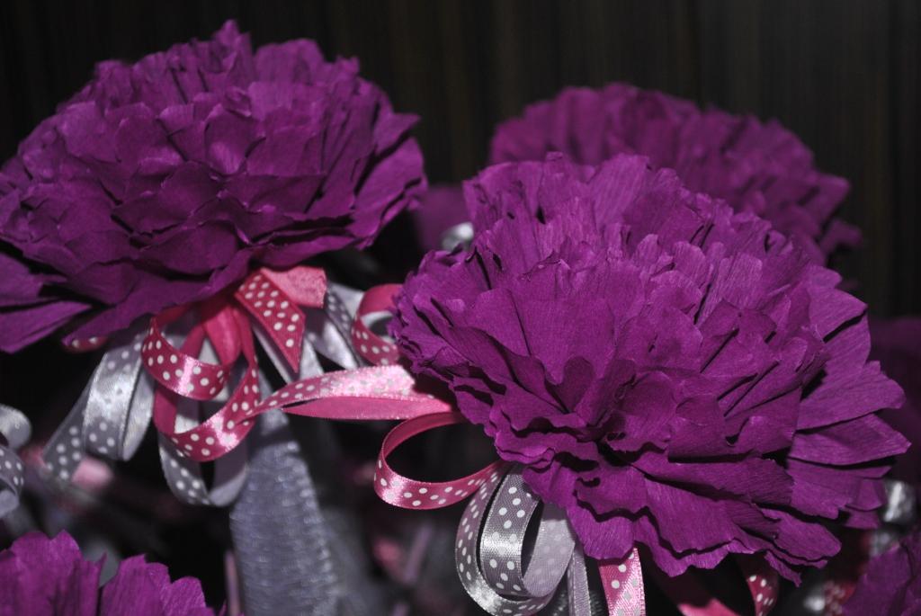 cantik sesangat kaler purple nie. suke benor. harus lepas ni cari tisu