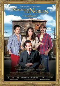 Nosotros Los Nobles – DVDRIP LATINO