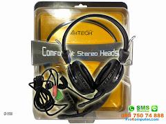 Headset Stereo Mikrofon A4tech HS30