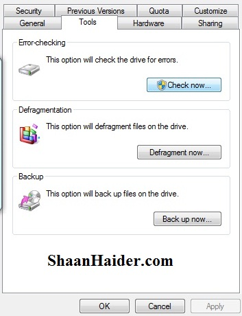 HOW TO : Check and Recover Bad Sectors on Hard Disk