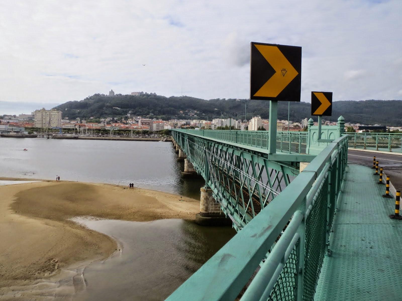 brug over rio Lima