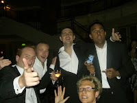 Old Spice, boy bands, Brit awards, Brit Awards 2002