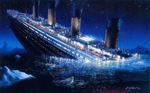 titanic IN+MEMORY++   Famosos que teriam morrido por zombar a Deus