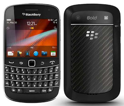 BlackBerry Bold Touch 9900 Dakota