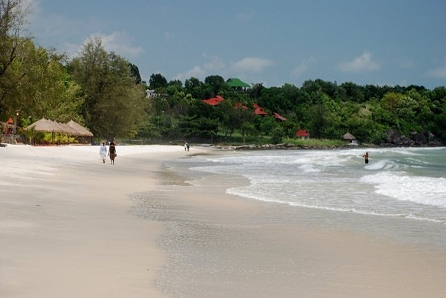 Sihanoukville-Camboya