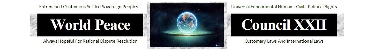 World Peace Council XXII
