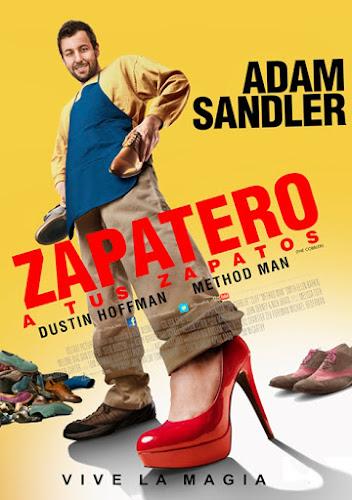 The Cobbler (BRRip 1080p Dual Latino / Ingles) (2014)