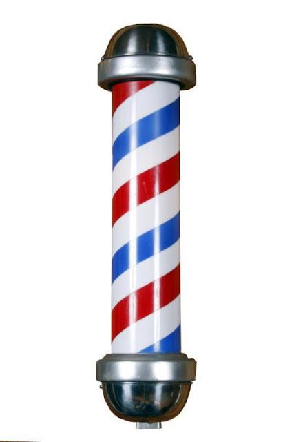 Antique Barber Pole4