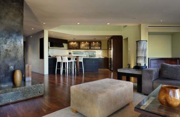 Desain Interior Rumah Mewah Minimalis 2014