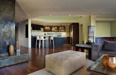 Desain interior Rumah Mewah Modern Terbaru