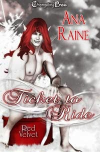Ticket to Ride  by Ana Raine