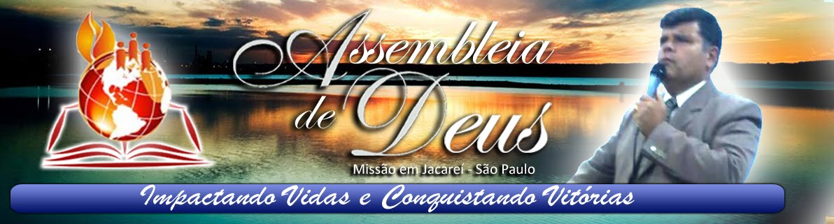 Assembleia de Deus - Jacareí - SP