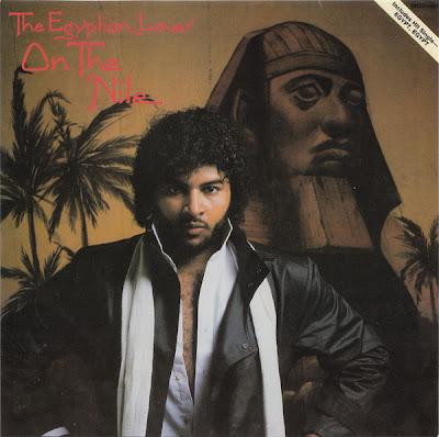 The Egyptian Lover – On The Nile (CD) (1984) (FLAC + 320 kbps)