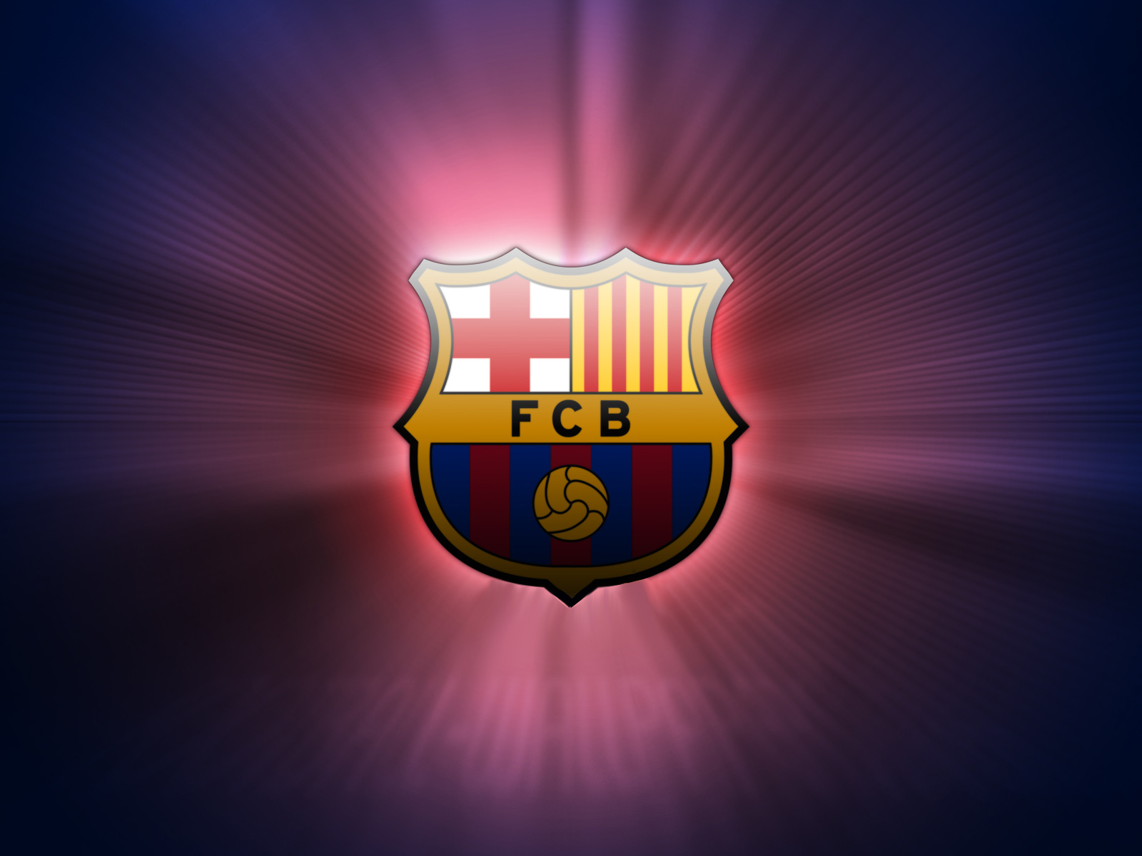 FC Barcelona Logo wallpaper 1600 Barcelona Takımının Güzel HD Masaüstü Resimleri