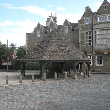 Oakham buttercross