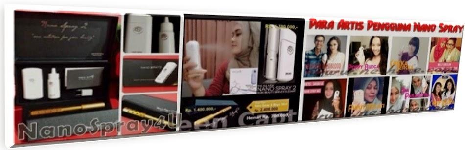 Nano Spray 4 U | Perawatan Kulit Mudah Terbaik - Produk Kecantikan Wajah Masa Kini!