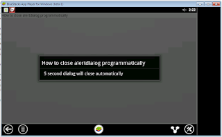 close alertdialog programmatically android