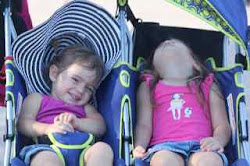 Sophia: Wow, that was fun!  Savannah: Sea World was exhausting!