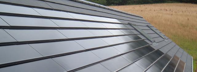 Solar Pool Heating Roof Sensor