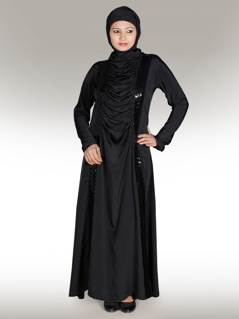 ... women most popular black colour abaya dual colour abaya designer abaya