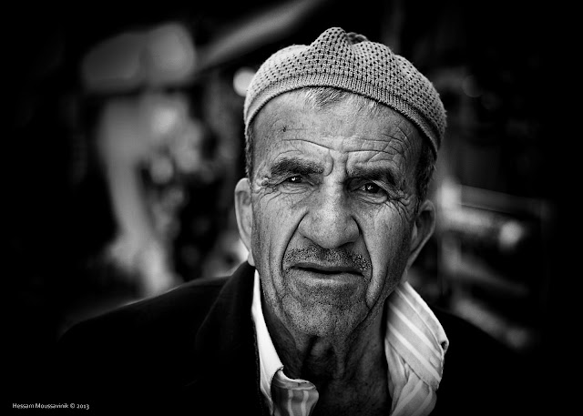 Photo of a Turkish man