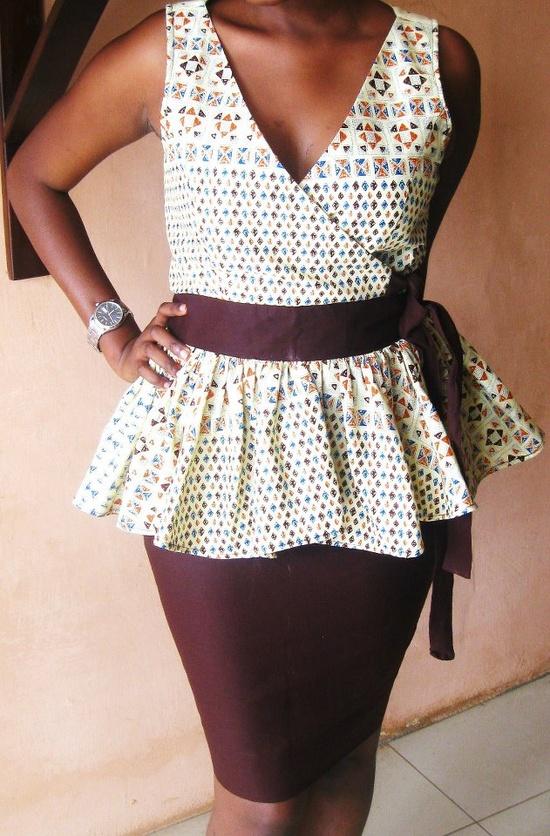 Chitenge Dress Designs | newhairstylesformen2014.com