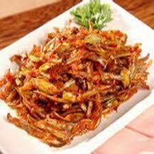 resep ikan teri balado resep masakan indonesia